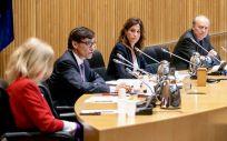Salvador Illa comparece en la Comisión de Sanidad del Congreso de los Diputados (Foto: Flickr PSOE)