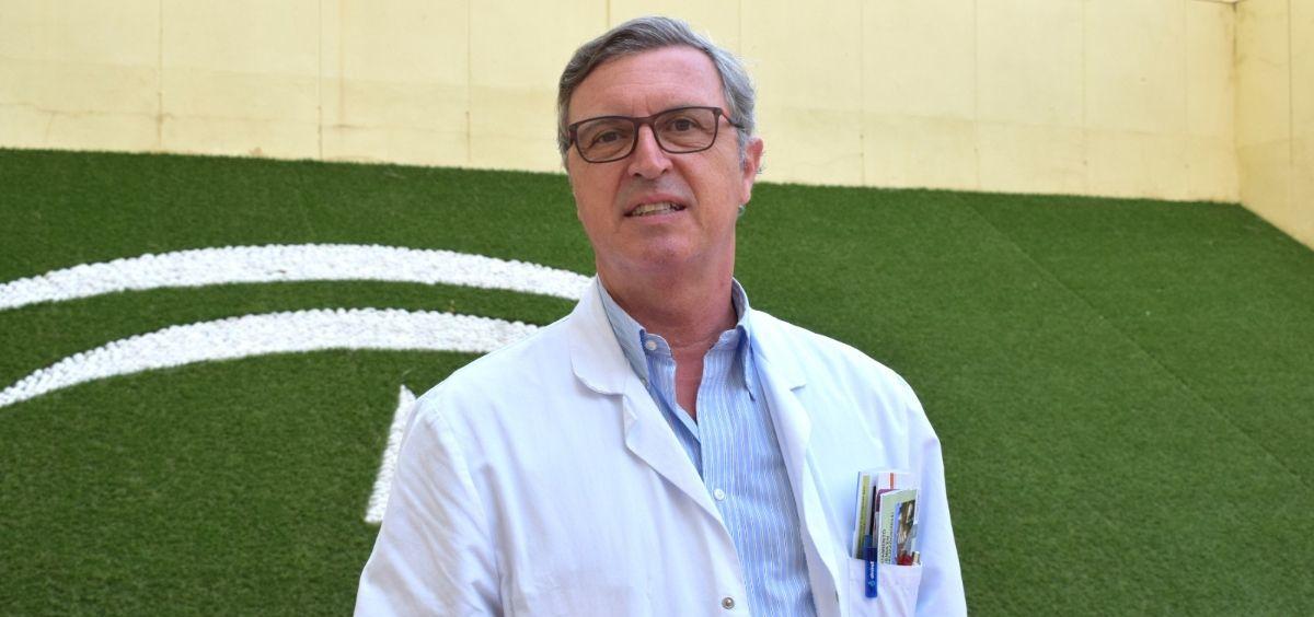 Javier De La Torre, portavoz de la Sociedad Española de Enfermedades Infecciosas y Microbiología Clínica (SEIMC). (Foto. Junta de Andalucía)ía Clí