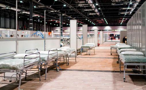 La Comunidad de Madrid plantea centralizar a los pacientes con coronavirus en el hospital de Ifema