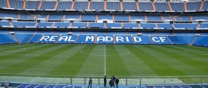 Estadio Santiago Bernabéu (Foto: Wikipedia)