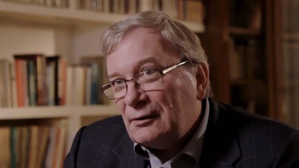 Frits Rosendaal, jefe de epidemiología clínica del Centro Médico de la Universidad de Leiden (Foto. Captura de Youtube)
