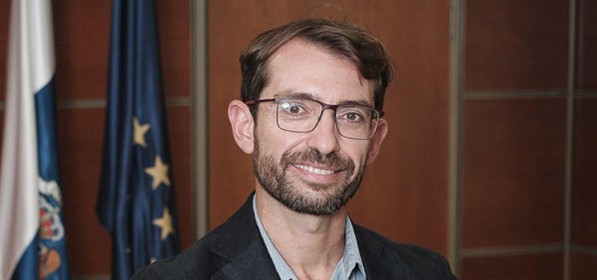 Antonio Olivera, nuevo director del Servicio Canario de Salud