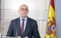 Rodrigo Gutiérrez, director general de Ordenación Profesional del Ministerio de Sanidad