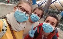 Enfermeras cooperantes