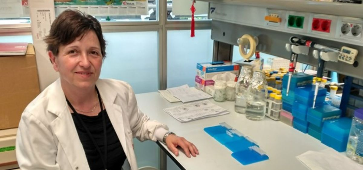 Doctora Anna Bigas (Foto. Ciberisciii)