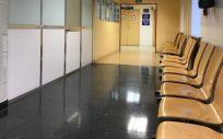 Sala de espera de un centro sanitario de la Comunidad de Madrid. (Foto. ConSalud)