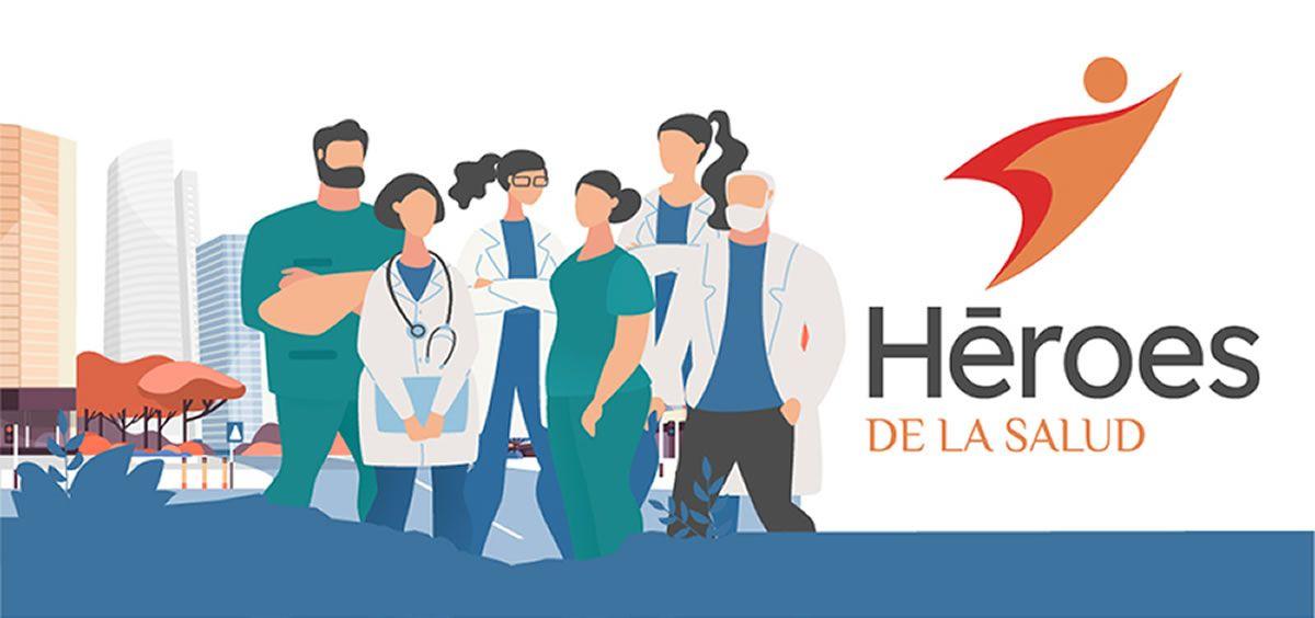 Héroes de la Salud (Foto. ConSalud.es)
