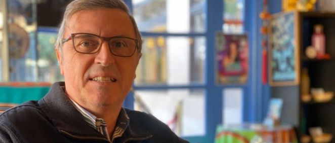 Javier De la Torre Lima, portavoz de la Sociedad Española de Enfermedades Infecciosas y Microbiología Clínica (SEIMC). (Foto. Seimc)