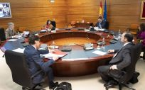 El Consejo de Ministros ha aprobado nuevas medidas para hacer frente al coronavirus (Foto. Gobierno de España)