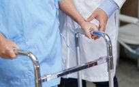 La fisioterapia en pacientes hospitalizados (Foto. Freepik)