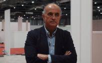 Antonio Zapatero, director del hospital provisional de IFEMA