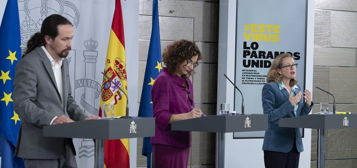 El Consejo de Ministros dota de más recursos económicos a las Comunidades Autónomas para hacer frente al COVID-19 (Foto. Gobierno de España)
