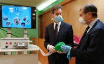 'Andalucía Respira', el respirador para pacientes con coronavirus