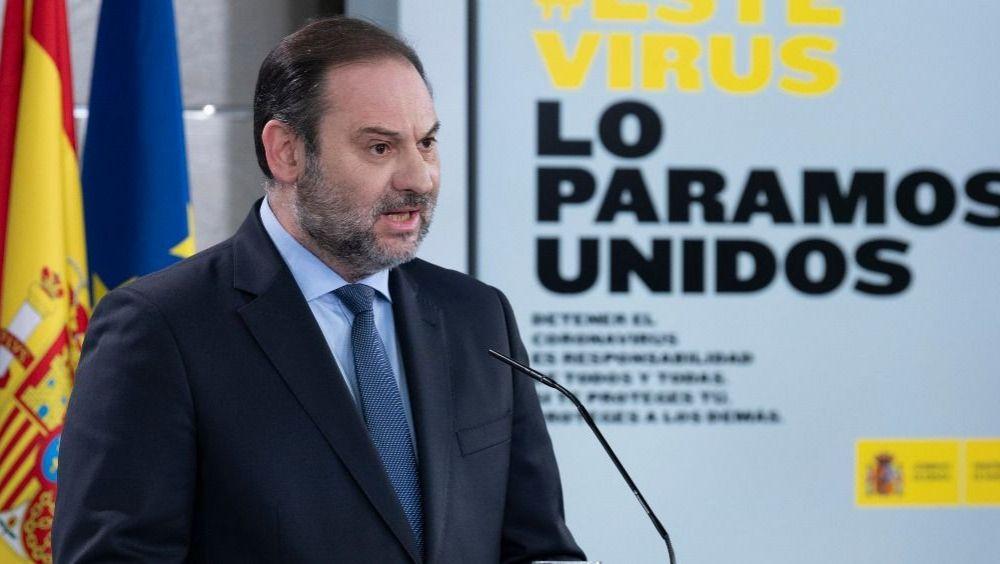 José Luis Ábalos, ministro de Transportes, Agilidad y Agenda Urbana (Foto: Pool Moncloa / Borja Puig de la Bellacasa)