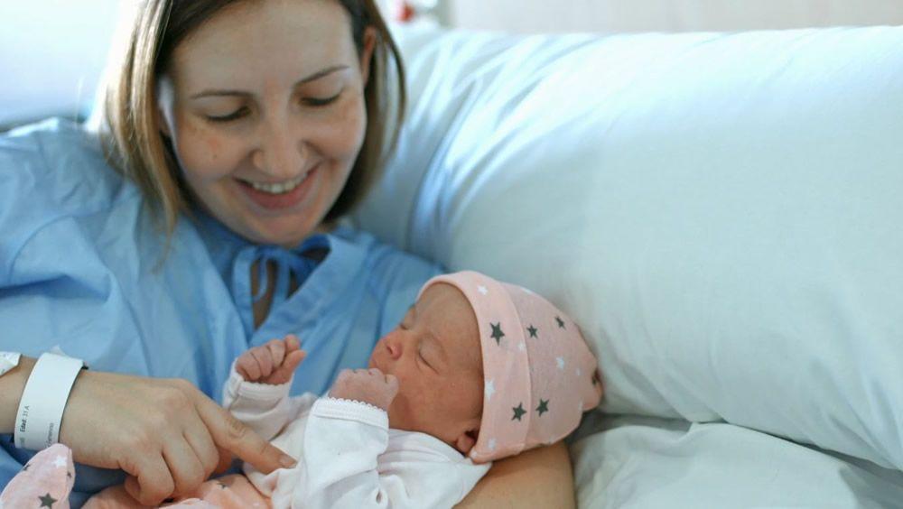 Un programa para mejorar la salud materno infantil