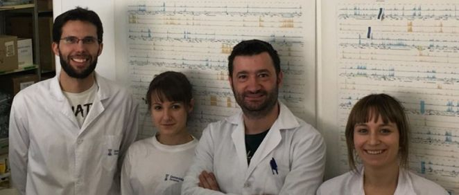 Grupo investigación del Ciberes - Universidad de Zaragoza