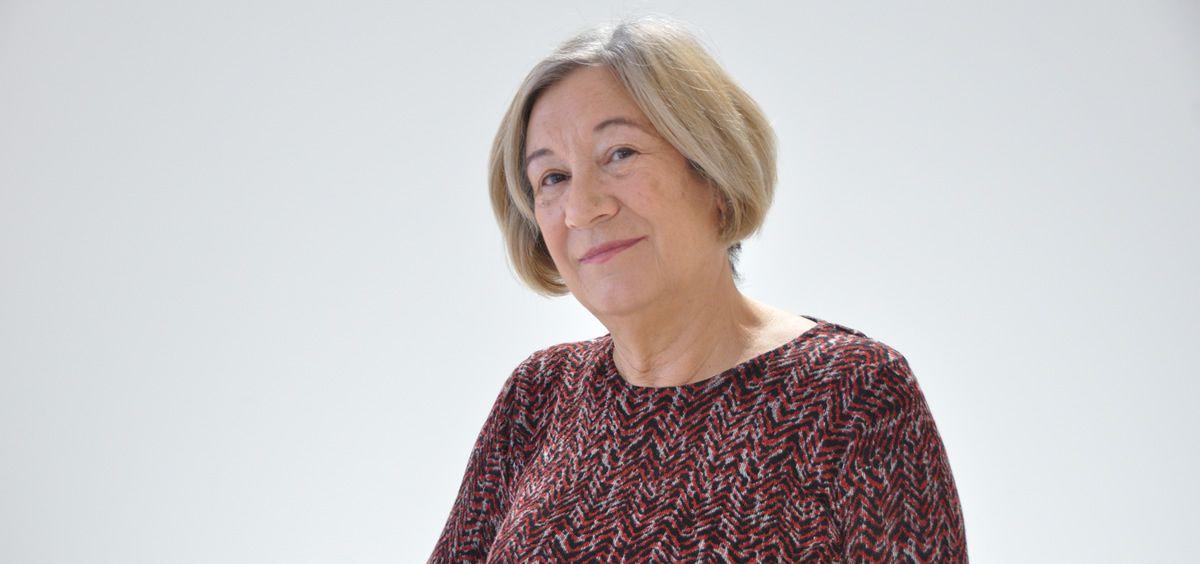 María Victoria Gómez, responsable de Negociación Colectiva de la Federación de Sanidad y Sectores Sociosanitarios de Comisiones Obreras (Foto: FSS-CCOO)
