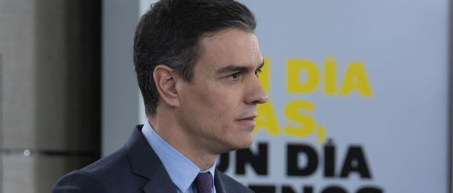Pedro Sánchez, presidente del Gobierno (Foto. La Moncloa)