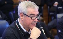 Angelo Borrelli, jefe de la Protección Civil de Italia (Foto. @DPCgov)