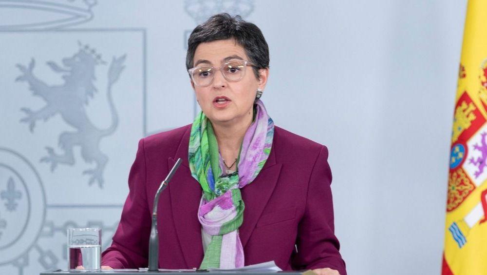 Arancha González Laya, ministra de Asuntos Exteriores, UE y Cooperación (Foto. La Moncloa)