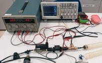 Prototipo de respirador para UCI (Foto: UC3M)