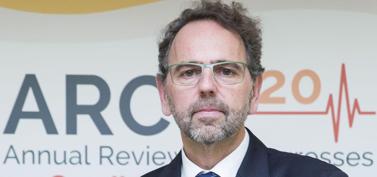 Antonio Franco, CEO de Luzán 5, explica qué es la iniciativa Héroes de la Salud que ha surgido en el coronavirus (Foto. Luzán 5)