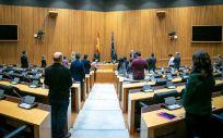 Momentos previos al inicio de la Comisión de Sanidad, este miércoles en Madrid (Foto: Congreso de los Diputados)