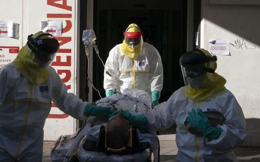 Los expertos pronostican un 'diciembre mortal' por la Covid-19 con casi 30.000 muertes cada día