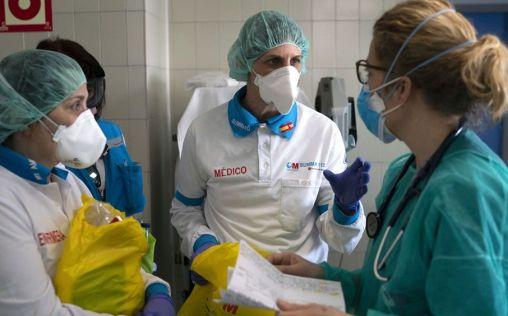 Más de 24.000 sanitarios ya han caído infectados en la batalla contra el coronavirus Covid-19