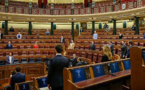 """El Congreso aprueba la prórroga del estado de alarma """"como mínimo"""" hasta el 26 de abril"""