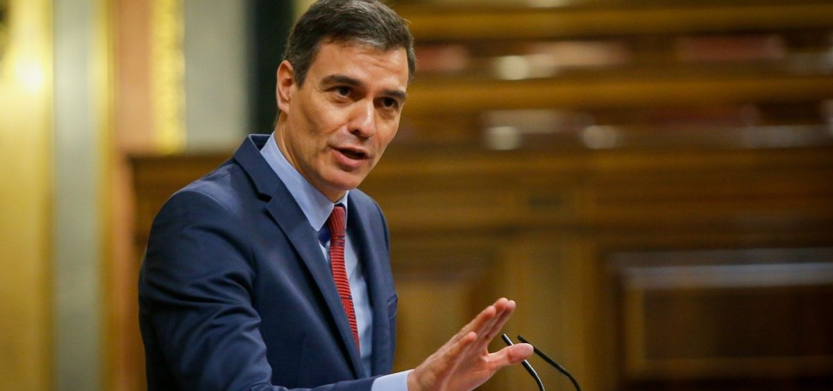 El presidente del Gobierno, Pedro Sánchez. (Foto. Flickr PSOE)