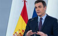El presidente del Gobierno, Pedro Sánchez. (Foto. La Moncloa)