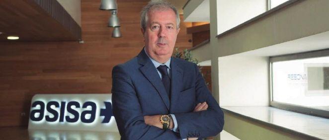 Luis Mayero, consejero de Lavinia Asisa y delegado en Madrid.