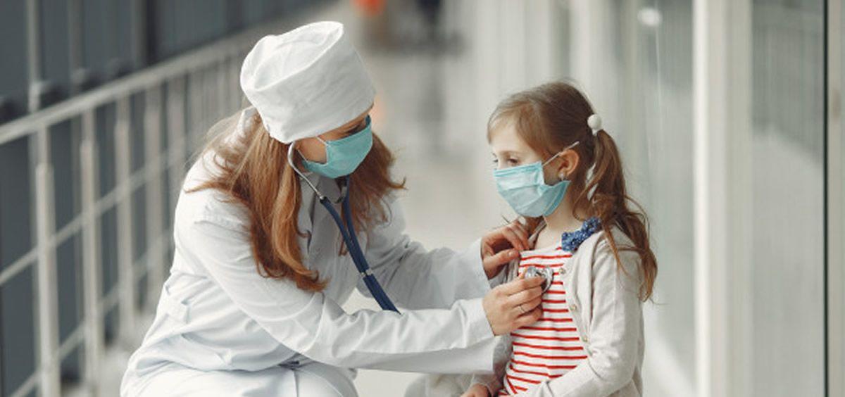 Niños y coronavirus (Foto. Freepik)