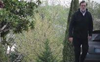 Mariano Rajoy se salta el confinamiento para practicar deporte. (Foto. La Sexta)