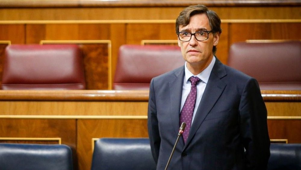 Salvador Illa, ministro de Sanidad (Foto: Flickr PSOE)