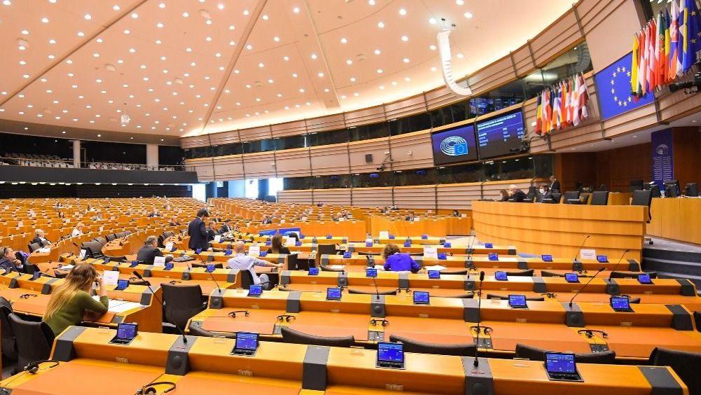El Parlamento Europeo celebra un pleno extraordinario (Foto. EP / Laurie Diffembacq)