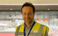 Fernando Prados, coordinador general del Hospital COVID-19 IFEMA (Fotos: Cedidas por el autor)