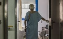 Paciente en el hospital. (Foto. Unsplash)