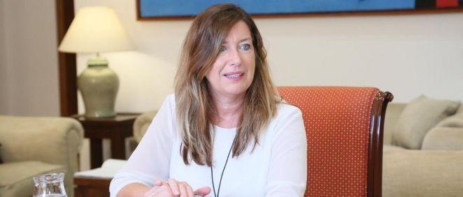 Patricia Gómez, consejera de Salud y Consumo de Baleares (Foto: Gobierno de Baleares)