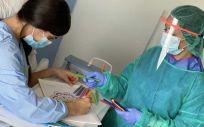 Ribera Salud ameniza la estancia en el hospital a pacientes con Covid 19