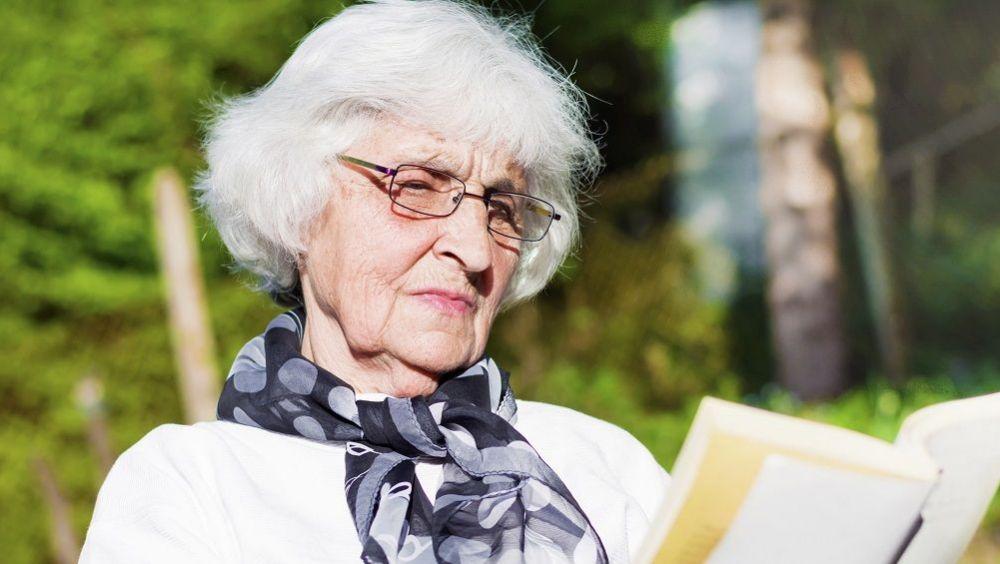 Mujer con alzhéimer. (Foto. Freepik)