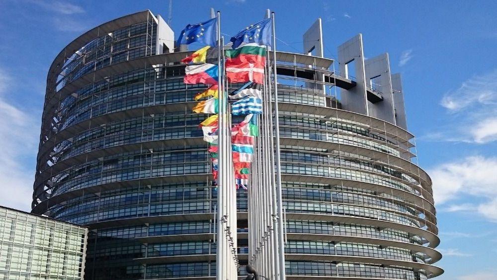 Banderas de los Estados miembros de la UE (Foto: Pixabay)