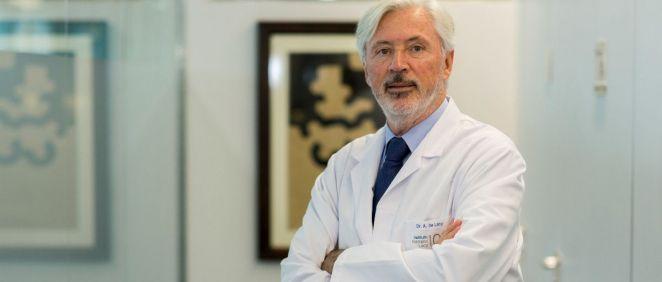 Dr. Antonio De Lacy. (Foto. Hospital Quiron Salud Barcelona)