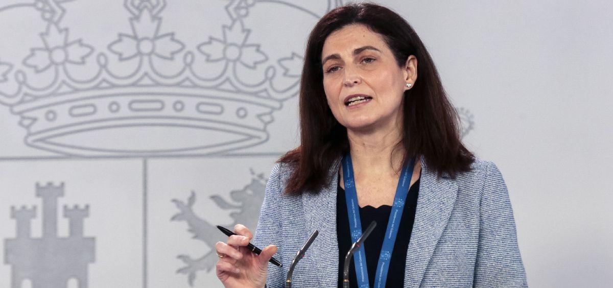 Raquel Yotti, directora del Instituto de Salud Carlos III (ISCIII). (Foto: Moncloa)
