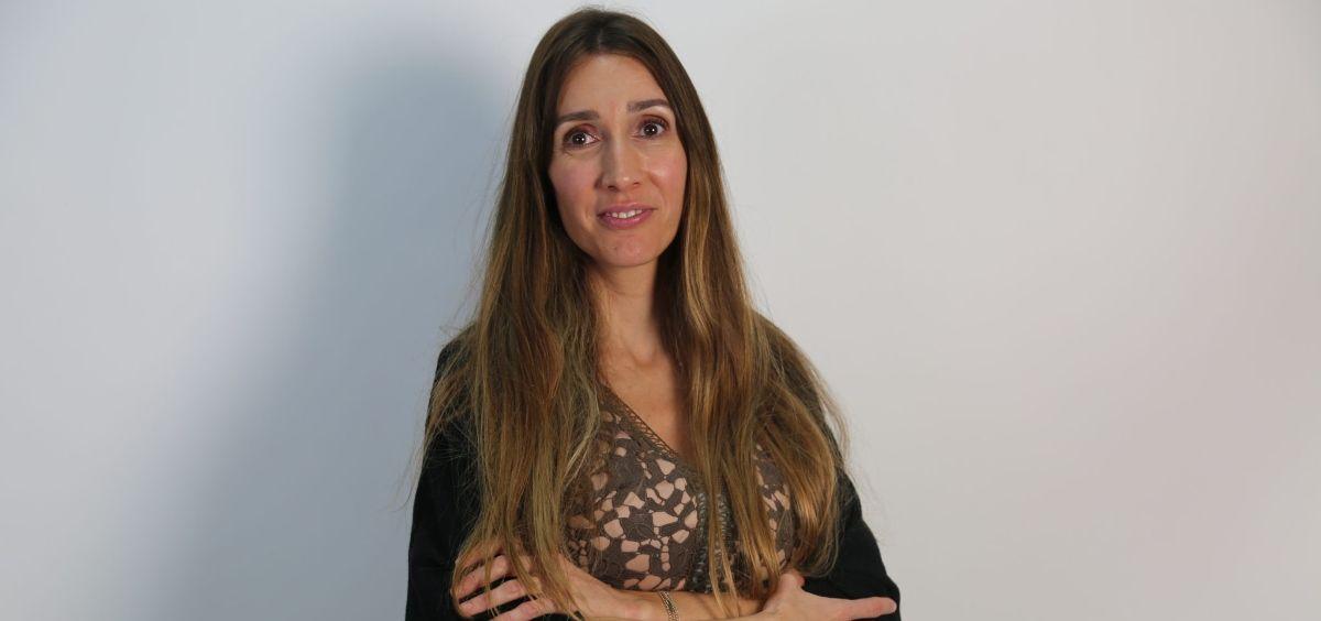 Sheila Justo Sánchez, responsable de Médicos Jóvenes y MIR de CESM y Amyts. (Foto. Amyts)