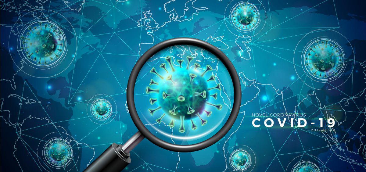 Rastreo del coronavirus (Foto: Freepik)