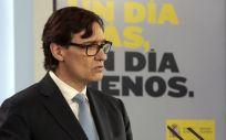 Salvador Illa, ministro de Sanidad (Foto: Pool Moncloa / JM Cuadrado)