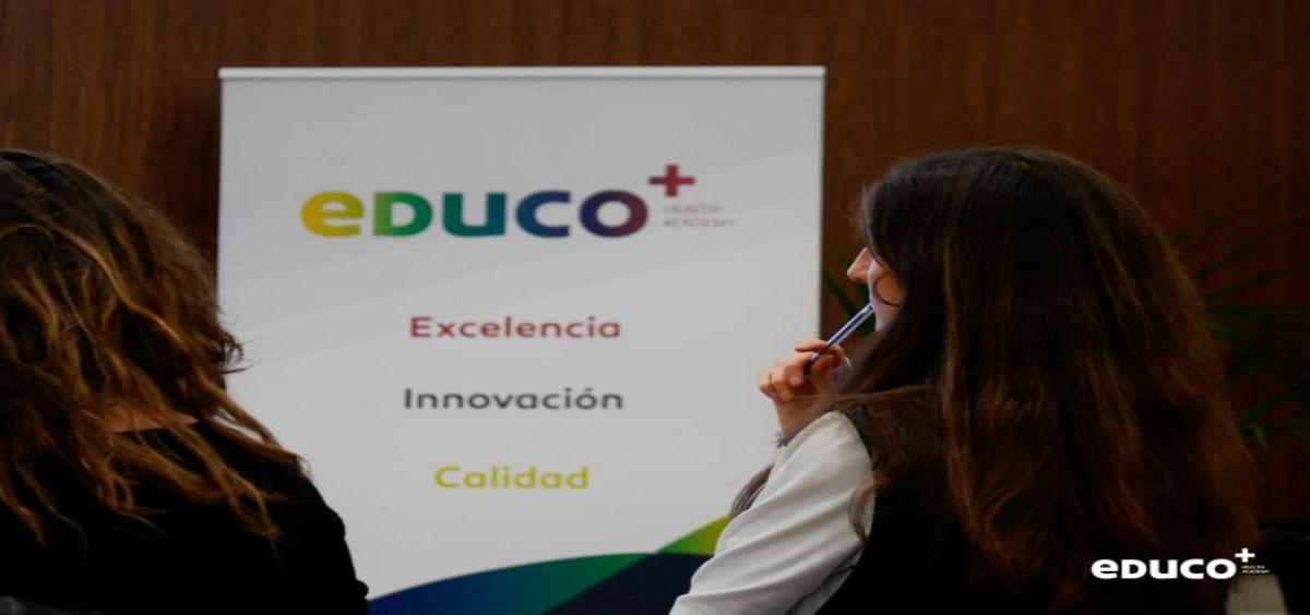 eDUCO+ Health Academy (Foto. Cofares)