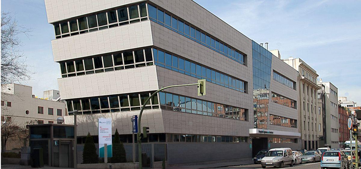 Hospital Quirónsalud San José (Foto. ConSalud)